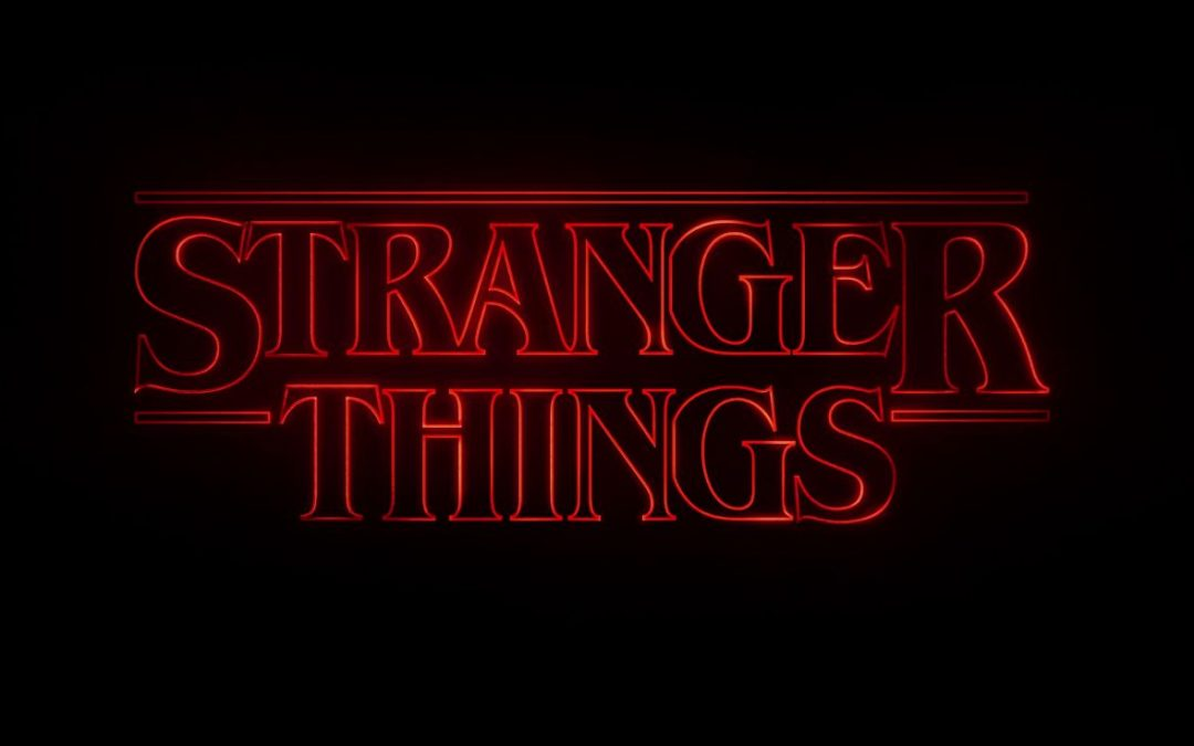 'Writer's Block? Stranger Things!'