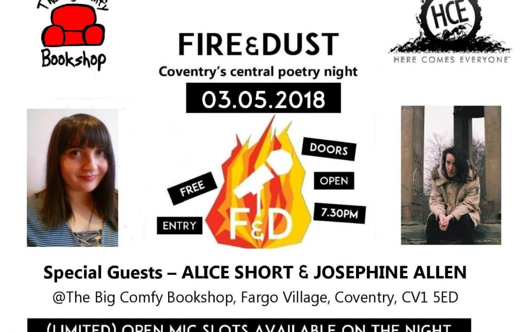 Fire & Dust: Josie Allen and Alice Short