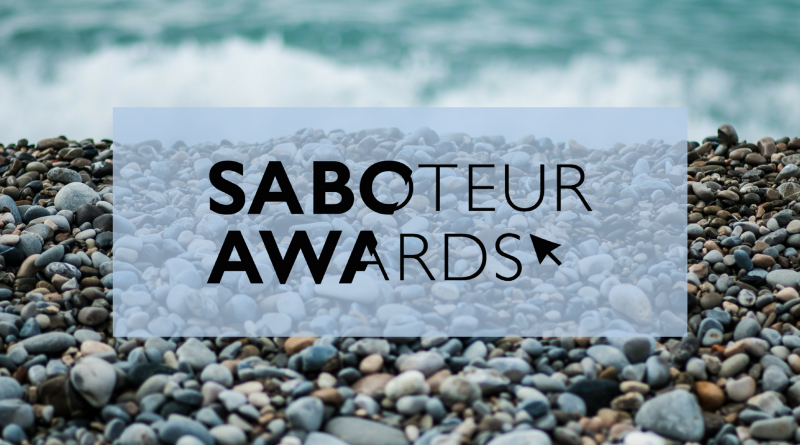 SABOTEUR AWARDS 2019