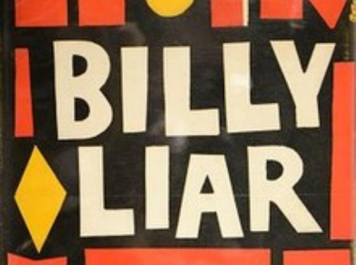 SPECIAL GUEST REVIEW: BILLY LIAR