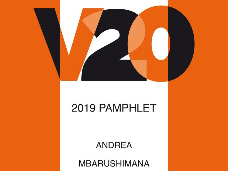 REVIEW: ANDREA MBARUSHIMANA'S V20 PAMPHLET